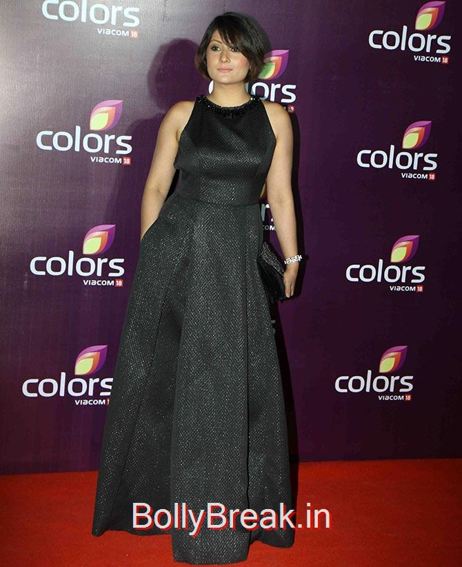 Urvashi Dholakia, Shamita, Guahar,Sophie Hot Pics at Colors leadership awards