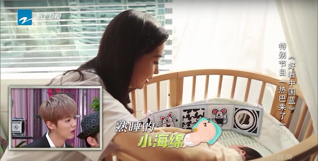 Huang Xiaoming shares Angelababy's beautiful pregnancy ... | 640 x 326 png 272kB