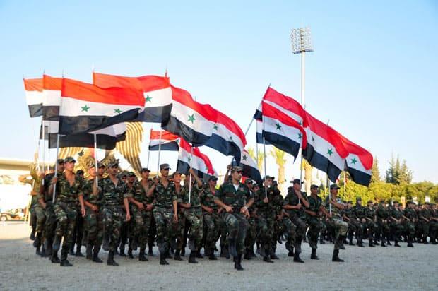 القيادة العامة للجيش تنهي الاحتفاظ لصف الضباط المجندين (الدورة 103)
