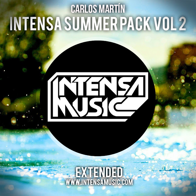 CARLOS MARTIN - INTENSA SUMMER PACK VOL 2