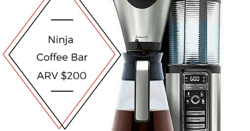 Ninja Coffee Bar Giveaway!