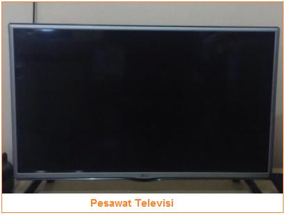 Teknologi Komunikasi - Televisi