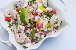Recetas de pescados y mariscos, recetas para pescados y mariscos