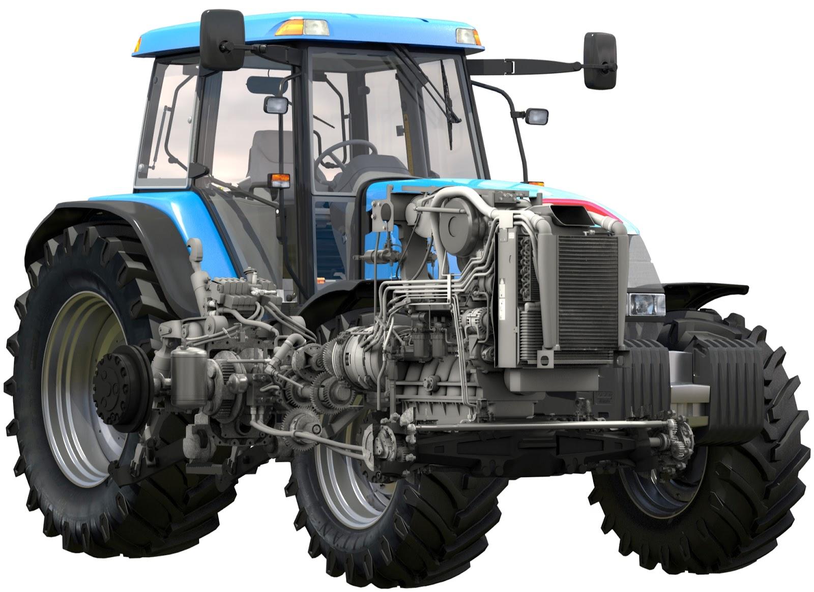 Tipos de aceites para tractores agricolas