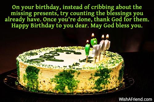 Religious Happy Birthday Wishes Quotes In English With Beautiful Happy Birthday Religious Wishes