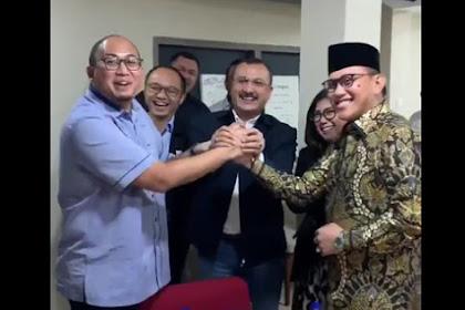 Sah, BPN Prabowo-Sandi Kembalikan Lagi Ferdinand Hutahaean ke Jokowi
