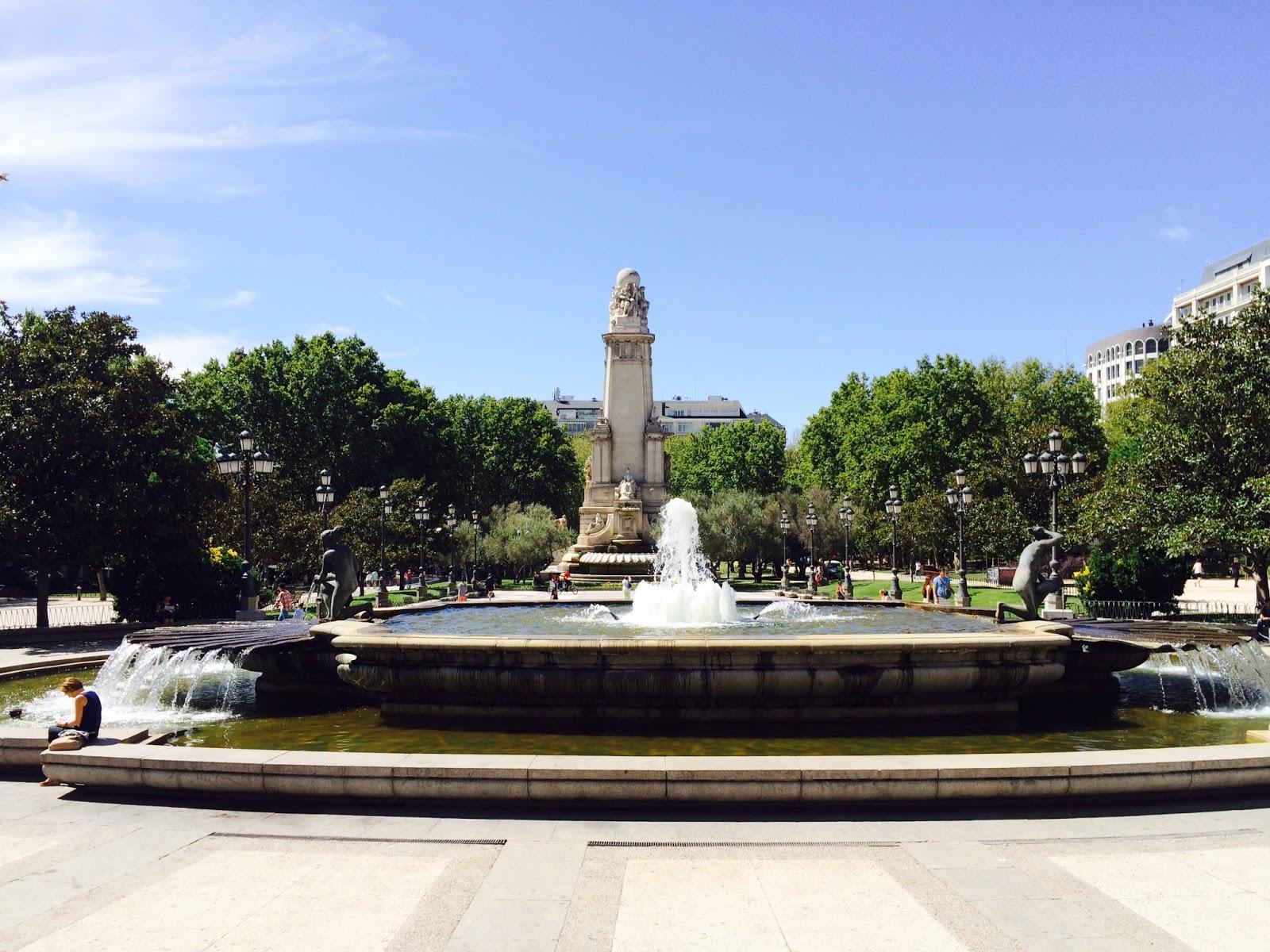 Plaza de España - Madrid Hotspot