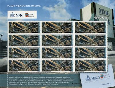 Pliego Premium del Museo Marítimo del Cantábrico de Santander