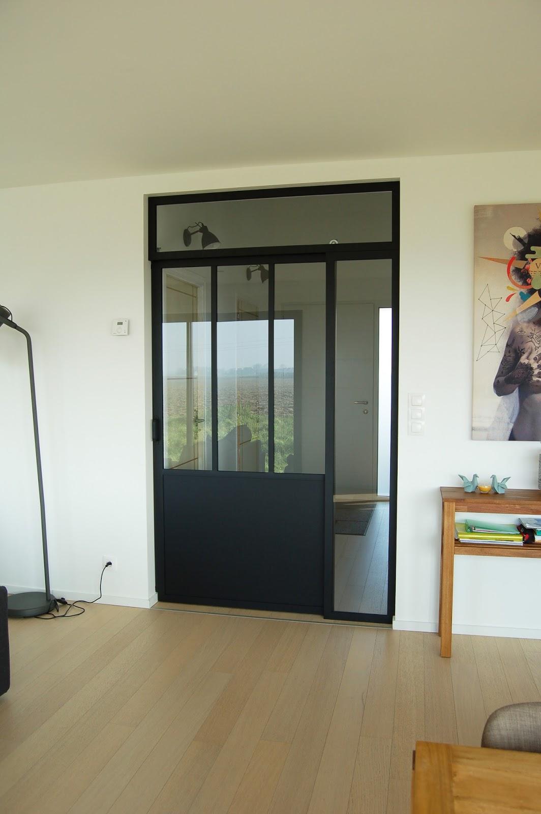 Blog de la maison de l 39 imaginarium l 39 ambiance factory 1 - Cloison avec porte coulissante ...