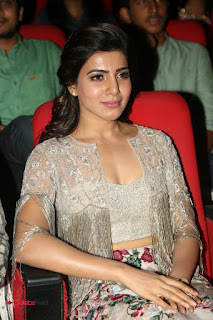 Actrss Samantha Pictures at A Aa Music Launch 0046