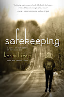 book cover of Safekeeping by Karen Hesse published by Fiewel and Friends
