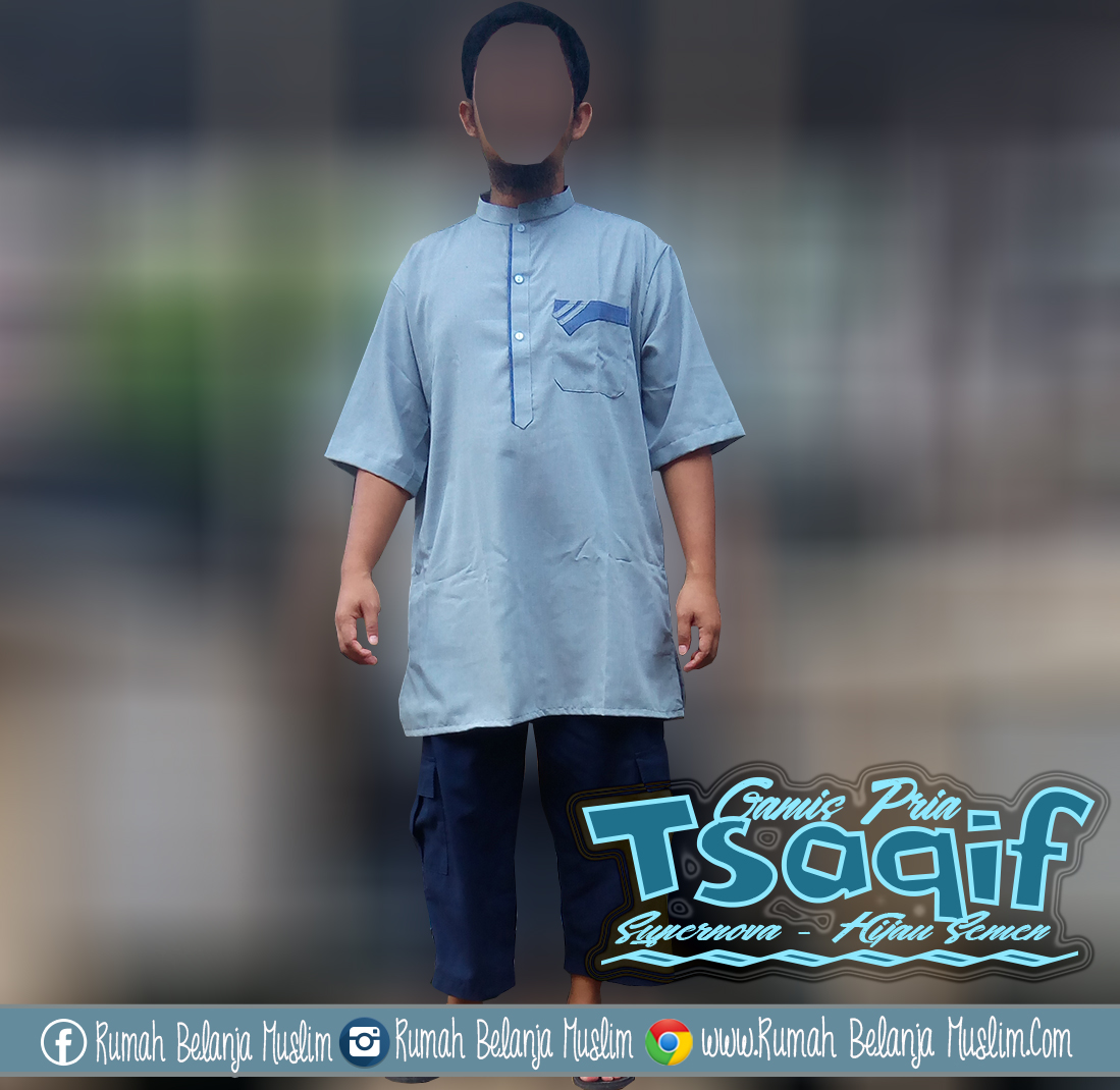 Jual Baju Gamis Pria Murah Edisi Promo