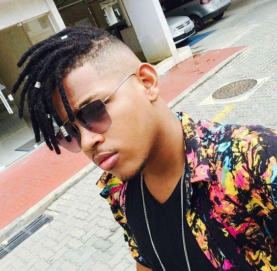 Corte de Cabelo Crespo e Afro Masculino Dread