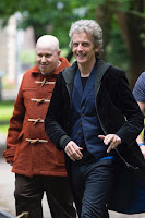 Peter Capaldi and Matt Lucas in Doctor Who Season 10 (2)