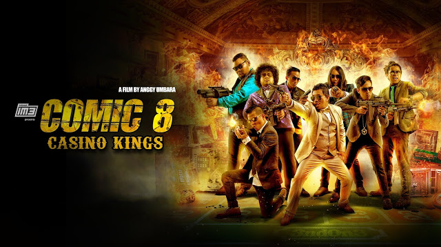 Film Comic 8 Casino Kings Full Movie BluRay Terbaru Gratis