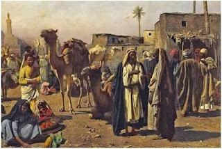 Manifestasi Peradaban Islam Arab Pada Masa Bani Umayyah