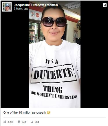 Elizabeth Oropesa Slammed Back At Agot Isidro Over Duterte Remarks!