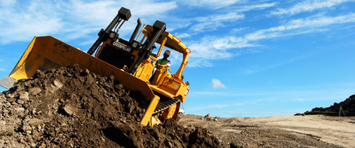 Productividad de equipo pesado en obras civiles