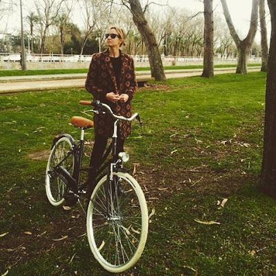 Bicicleta Clásica, bikers, bicicletas, retrobici, bicicletasclásicas, capribikes, blogger, Suits and Shirts, Made in Italy, día de la madre,