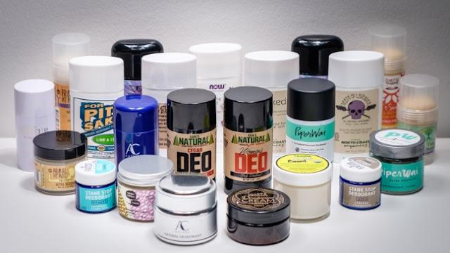 Die Besten Natürliches Deodorant