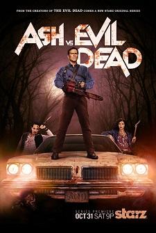 Ash vs. Evil Dead 1ª Temporada Completa (2015) Dual Áudio BluRay 1080p – Torrent Download