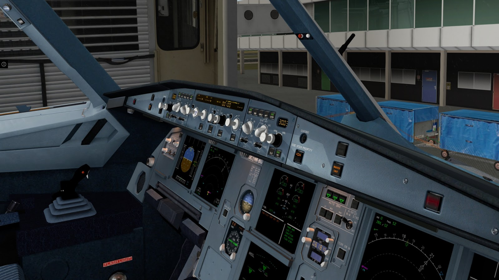 a320 JarDesign 2 7 for X-Plane 10 - Master Addons