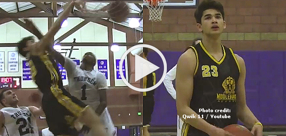Kobe Paras DESTROYS Defender with Nasty Poster Dunk (VIDEO)