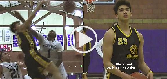 Kobe Paras DESTROYS Defender with Nasty Poster Dunk (VIDEO)