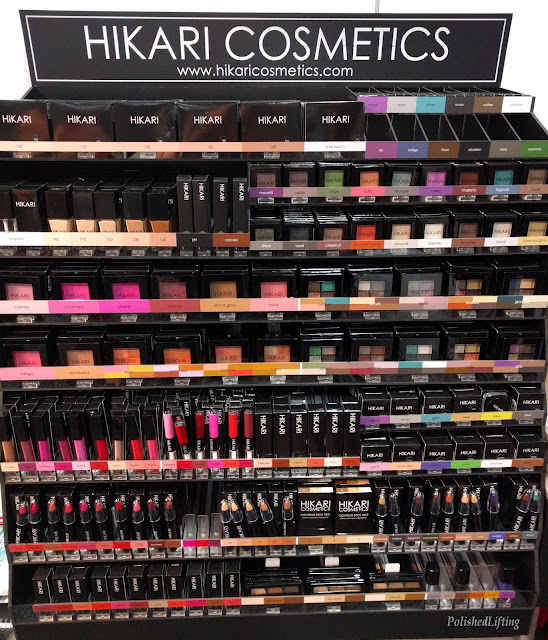 makeup display