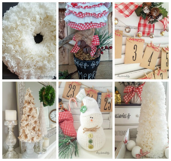 easy Christmas projects to make
