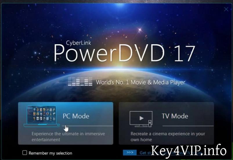 CyberLink PowerDVD Ultra 17.0.2508.62 Full Key, Phần mềm xem phim HD và Bluray