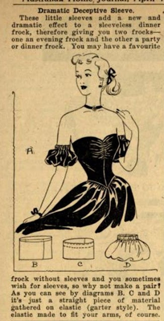 1950s or 60s prom or party dress how to sew