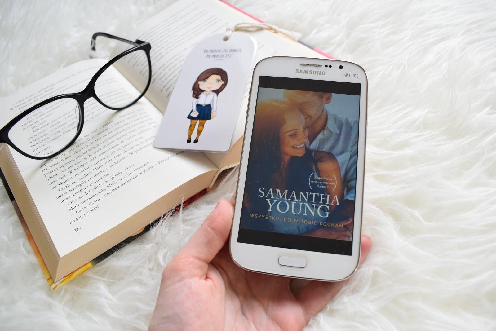 Samantha Young, Wszystko, co w Tobie kocham