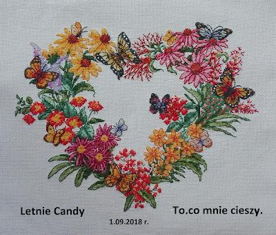 Letnie Candy....