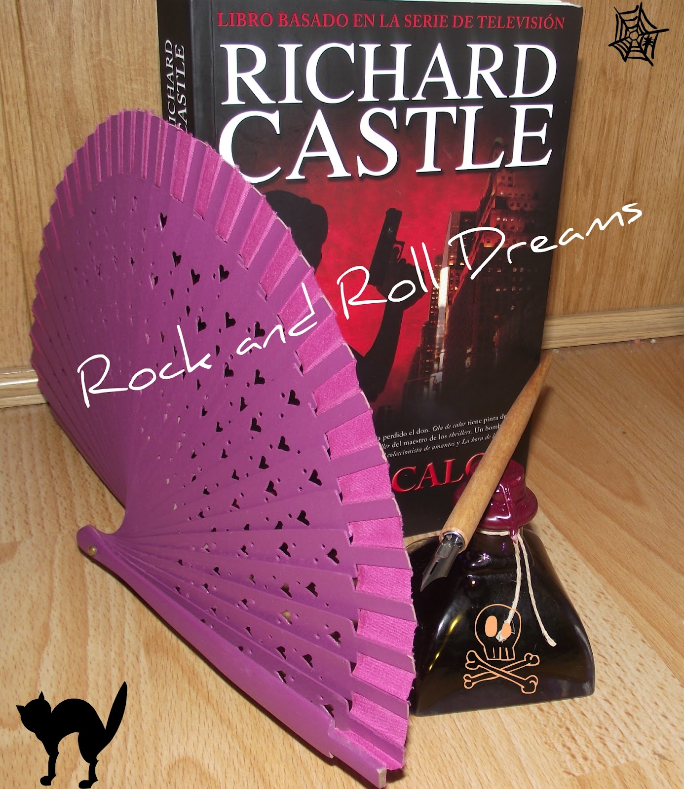 Ola De Calor Libro Rock And Roll Dreams Ola De Calor De Richard Castle
