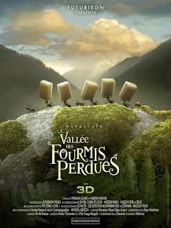 Minuscule: La vallée des fourmis perdues<br><span class='font12 dBlock'><i>(Minuscule: Valley of the Lost Ants)</i></span>