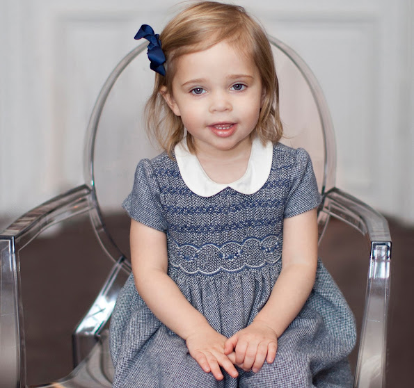 Daughter of Princess Madeleine of Sweden and Christopher O'Neill, Princess Leonore of Sweden celebrates her 2nd birthday.