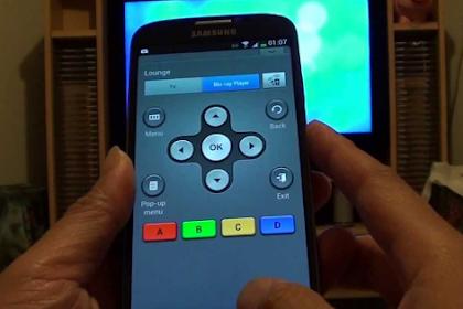 Aplikasi Remote TV Android, Nyalakan TV Tanpa Perlu Ribet