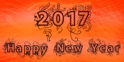 2017 Happy New Year Greetings friends