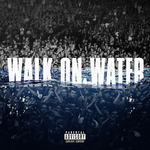 Eminem - Walk On Water (feat. Beyoncé) - Single Cover