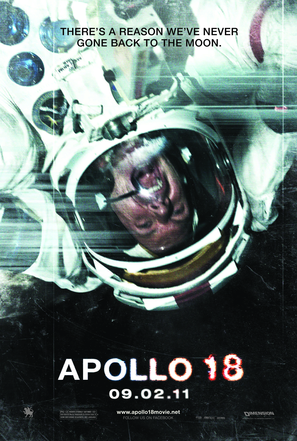 APOLLO 18 (2011) - New Poster | The Entertainment Factor