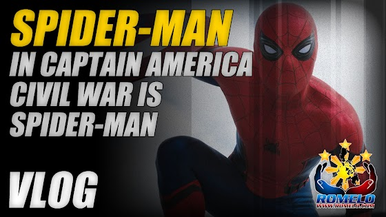 Spider-Man In A Captain America Civil War Trailer And He Looks Like Spider-Man