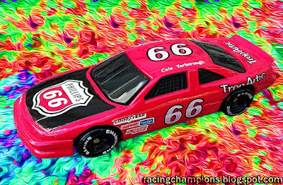Cale Yarborough #66 Trop Artic Phillips Racing Champions 1/64 NASCAR diecast Winston Cup age