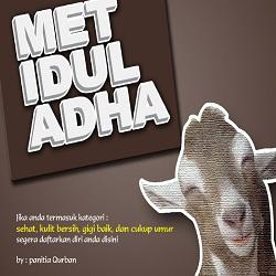 DP Met Idul Adha