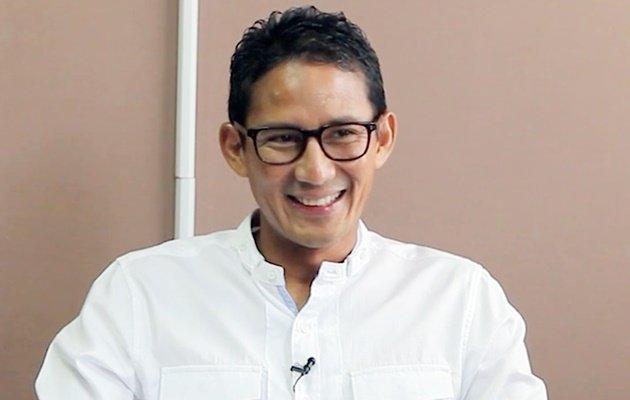 Jokowi Sebut Politik Dikompori, Sandi: Kompor Itu Diperlukan