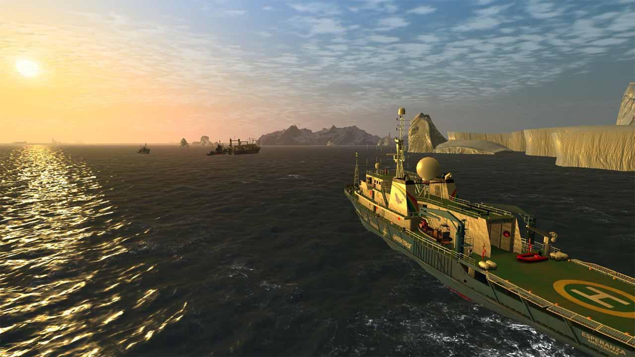 تحميل لعبة Ship Simulator 2010 برابط مباشر + تورنت