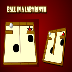 Ball in a Labyrinth Game