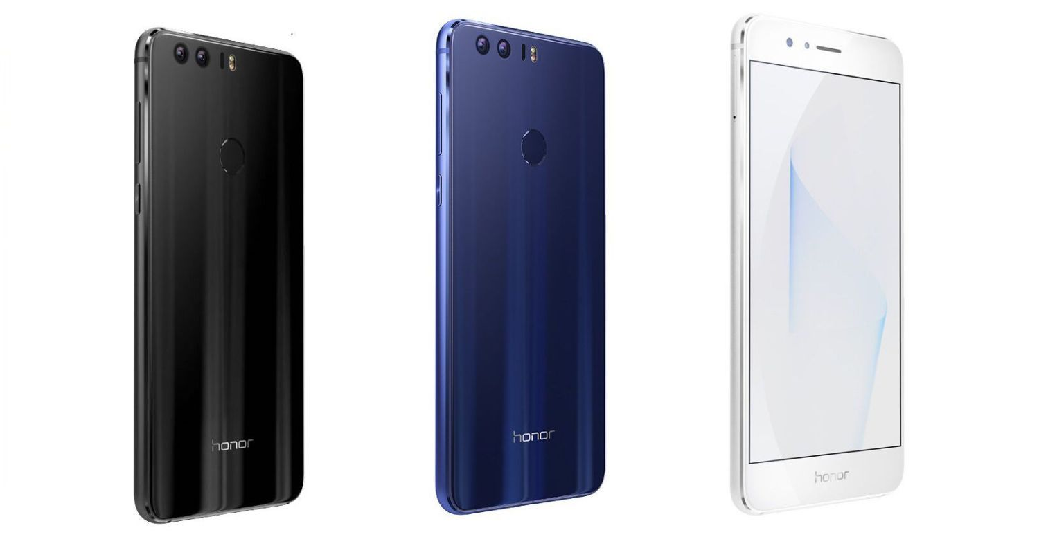 huawei launches honor 8 phone in the united states markets the developed world. Black Bedroom Furniture Sets. Home Design Ideas