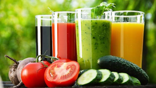 Detox giảm cân nhanh