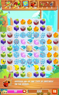 Juice Bubes Full Unlimited Gold APK Free Download For Android
